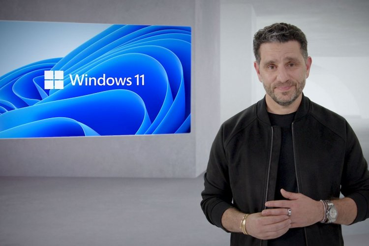 Microsoft's Panos Sharpen on Builds of Windows 11 During a Pandemic, Android and Leaks