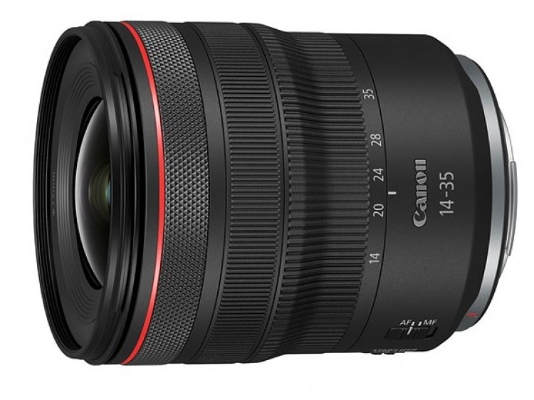 Canon launched RF 14-35mm F4L IS USM lens in India at Rs 1,55,995