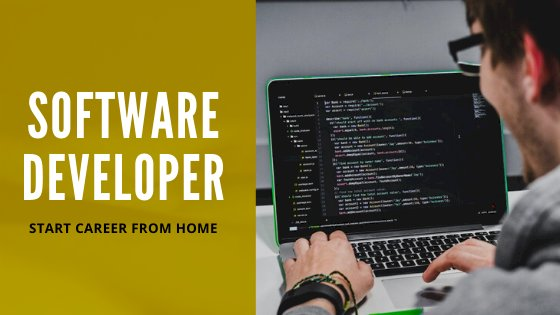Work from Home Jobs for Software Developer